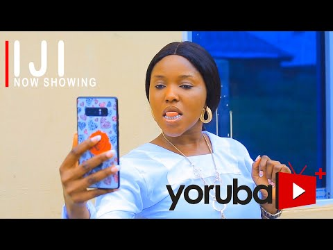 Iji (Storm) Latest Yoruba Movie 2021 Drama Starring Biola Adebayo   Waheed Ijaduade   Jumoke Odetola