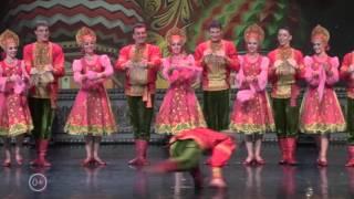 """Национальное Шоу России """"Кострома"""". RUSSIAN NATIONAL DANCE SHOW """"KOSTROMA"""""""