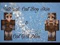 ~Pg3d Cat Boy Tutorial & Cat Girl Skin Free Copy~