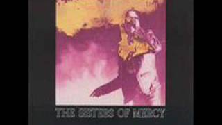 The Sisters of Mercy-Ribbons (Live in Haburg 17-11-90)