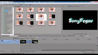 Как создать красивую текстовую заставку в программе Sony Vegas Pro 12. 0..  Izuchenie program(Прошу вас поддержать меня, подписывайтесь на мой канал, ставьте лайки. ッ ..., 2014-02-15T17:53:19.000Z)