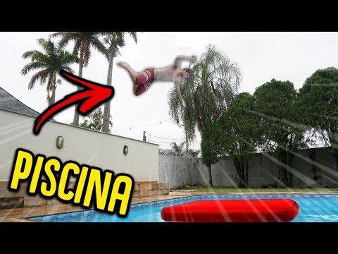 Download Youtube: DESAFIO MAIS DIFÍCIL NA PISCINA!! ( VALENDO 1000 REAIS )[ REZENDE EVIL ]