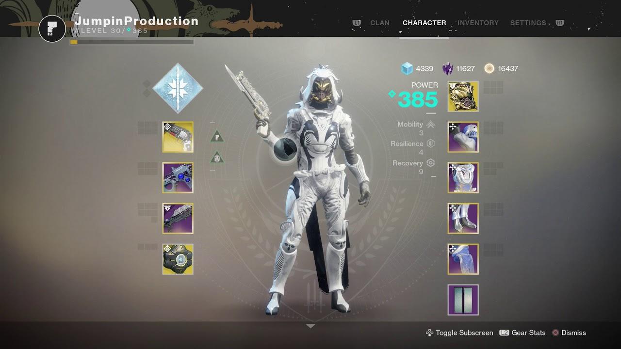 Destiny 2: The Unkillable Hunter Build!