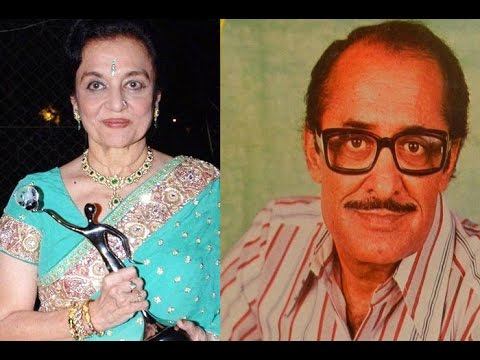 Asha Parekh says Nasir Husain Was the One & Only True Love Of My Life - YouTube