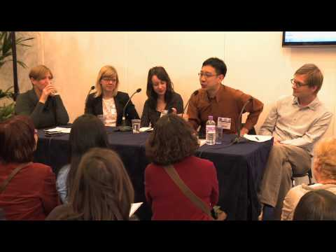 Literary Translation Centre at LBF 2013 - Tuesday 16th April - Translation Flows in Asia
