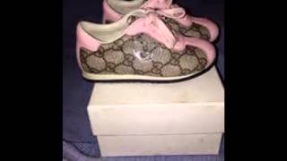 Toddler shoes size 8