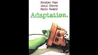Opening To Adaptation 2003 VHS
