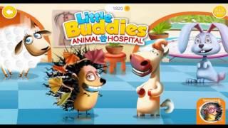 Little Buddies Hospital 2/Маленькая Больница Приятелей развлекательная игра как мультик