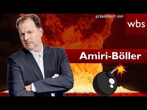 30 Verletzte nach YouTube-Prank – Was droht Amiri? | Rechtsanwalt Christian Solmecke