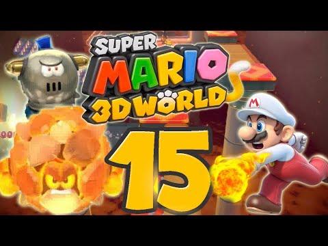Let's Play Super Mario 3D World Part 15: Ich brauche noch immer kein Pfand!