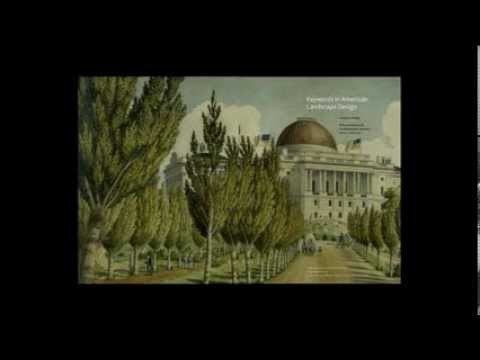 "AAHDS Symposium: ""Two Digital Projects in American Landscape Design History"""