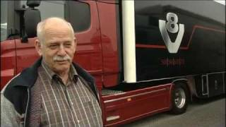 SCANIA R730 V8   - stärkster Lkw Europas -   Video...........Oeni