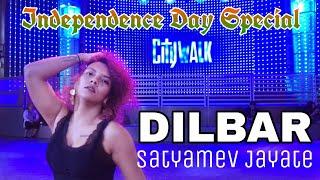 Dilbar - Satyamev Jayate | Jazz Funk Dance Choreography | Bollywood in Hollywood |Universal Citywalk