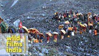 The Spiritual Journey - Nanda Devi Raj Jat Yatra, Uttarakhand