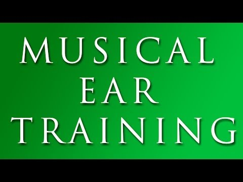 Musical ear training SCALES, MODES, INTERVALS