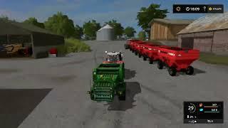 Farming simulator 17 - Blickling timelapse ep#51