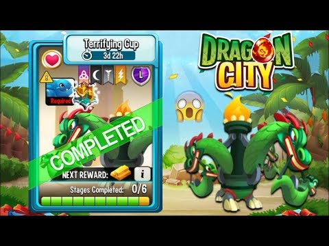 how to get terrifying dragon in dragon city