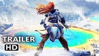 PS4 - Horizon Zero Dawn Trailer (2017)