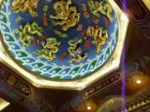 三寶山靈嚴禪寺準提寶殿 - YouTube