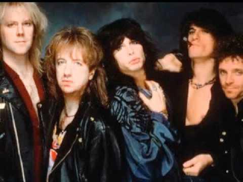 Back In The Saddle-Aerosmith ▶4:09