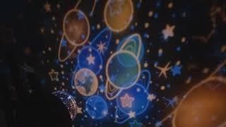 어린이침실 별빛 오로라 빔 프로젝터 우주 행성무드등 수…