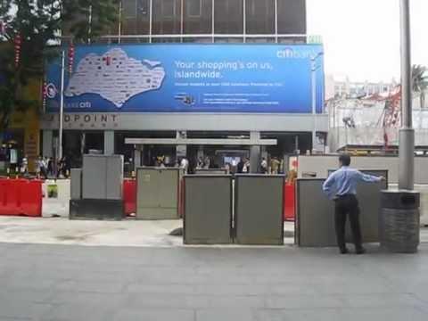 Midpoint Orchard Billboard Singapore
