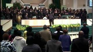 Medley of songs featuring George Pass and Bishop Christopher Brinson