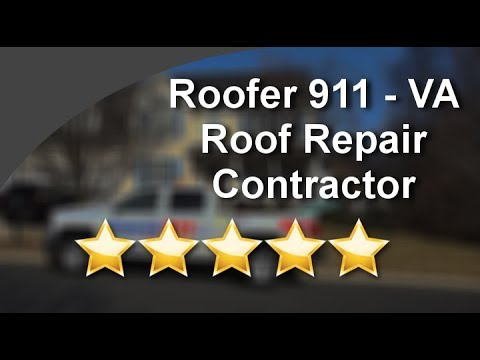 Roof Repair Woodbridge VA - 5 Star - Roofer 911 Reviews