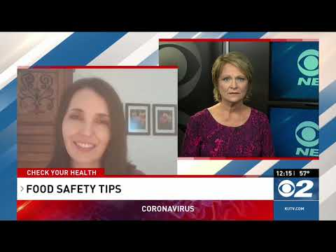 Check Your Health   Food safety during the Coronavirus