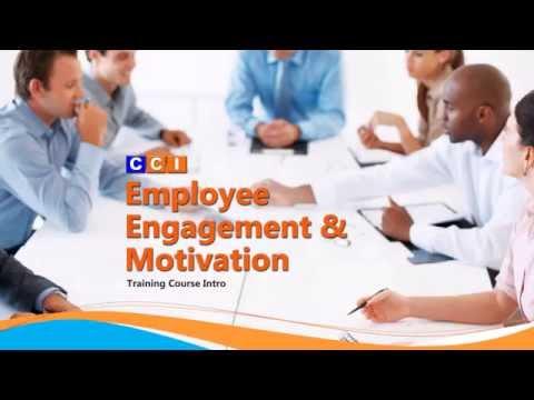 CCI Employee Engagement & Motivation Training Video HD
