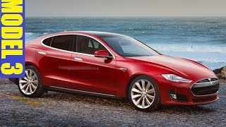 Wow !!! Tesla Model 3 : WHAT WE KNOW???