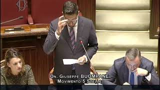 Giuseppe Buompane - Intervento in Aula sul Milleproroghe 11-09-2018