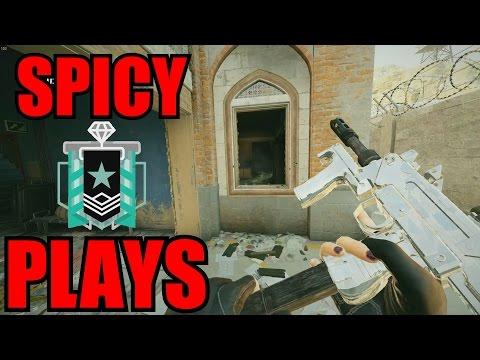 Spicy Diamond Plays - Rainbow Six Siege