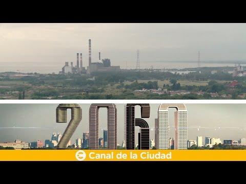 La ciudad como un Oasis - Buenos Aires 2060