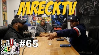 F.D.S #65 - M.RECK TV (TALKS ABOUT HIS PAST ISSUE WITH SMACK) FULL AUDIO OUT NOW