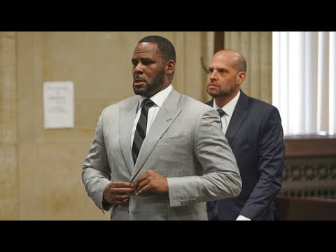 R. Kelly in court as prosecutors turn over video of alleged sexual encounter with teen