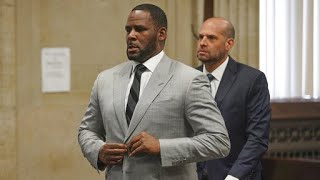 R. Kelly in court on sexual abuse charges | USA TODAY