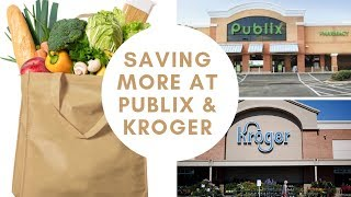 Saving More at Publix & Kroger + Live Q&A