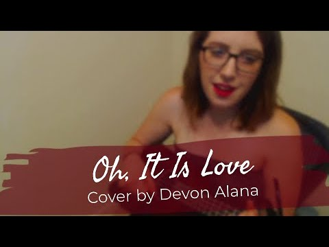 Oh, It Is Love - Hellogoodbye - Ukulele Cover