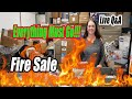 Live Q&A - Fire Sale - Everything Must Go! -Via Trading Trip