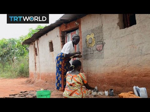 DR Congo Art: Village in DR Congo becomes tourist attraction
