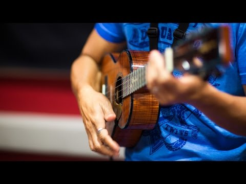 Jake Shimabukuro 'Dragon' | Live Studio Session