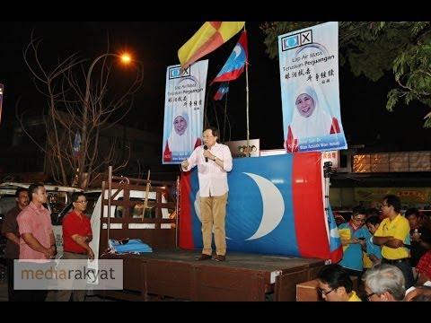 Anwar Ibrahim: Najib Cannot Lead Malaysia Anymore