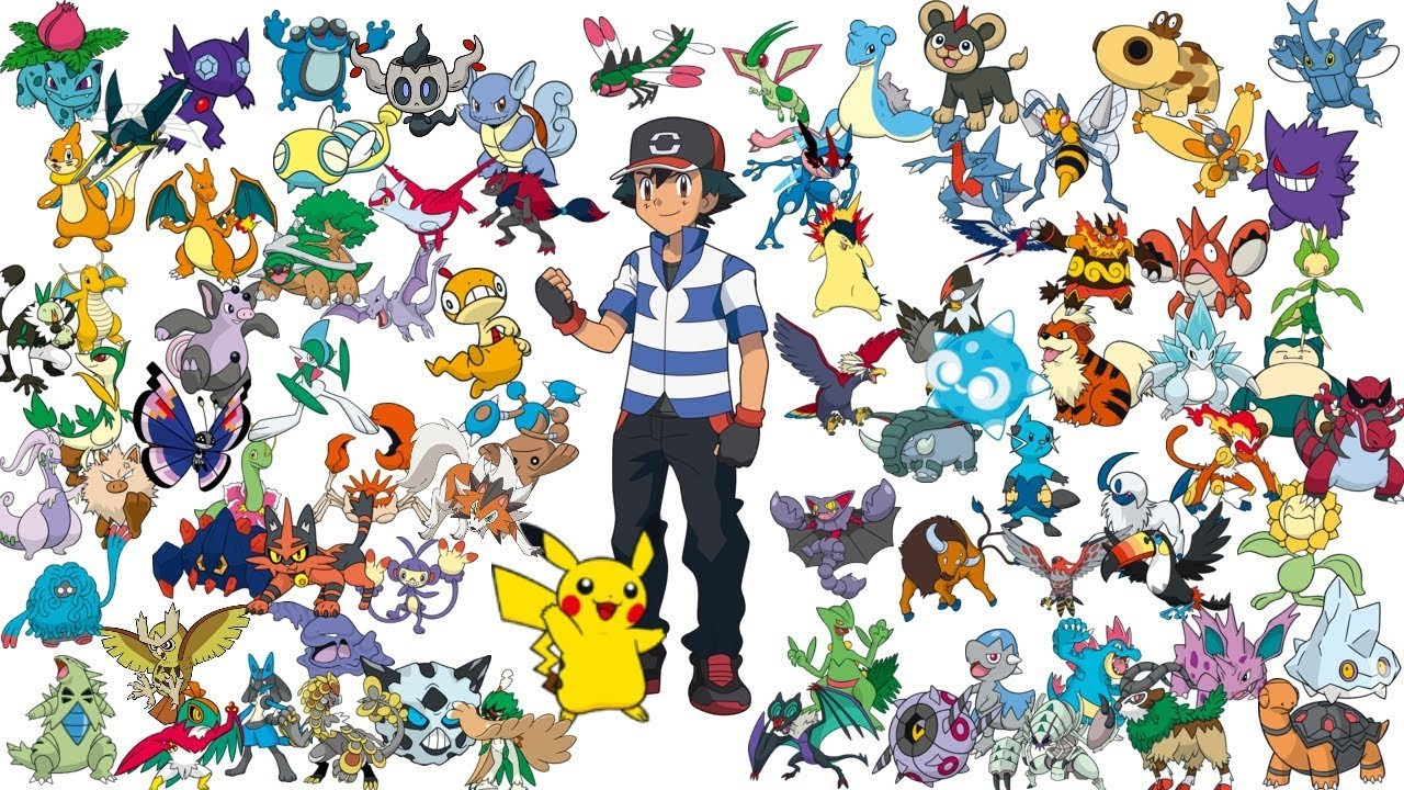 Pokémon the Movie XY&Z Volcanion and the Ingenious ...