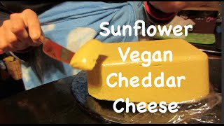 Sunflower Vegan Cheddar Cheese