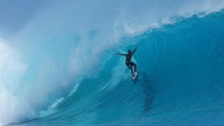 Timeline of the Indian Ocean XXL Swell 2015