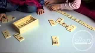 Domino Zwierzęta (Safari)