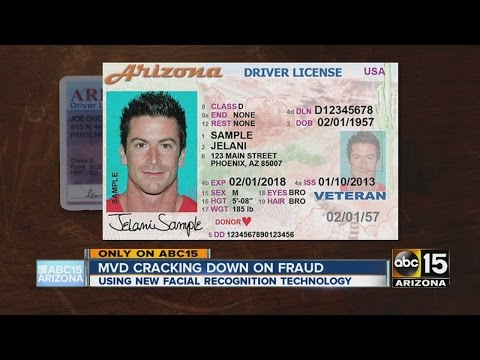 MVD facial recognition software cracks down on fraud - YouTube