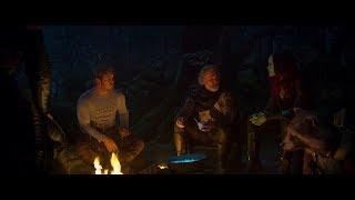 Разговор с Эго у костра, Стражи Галактики. Часть 2(Guardians of the Galaxy Vol. 2)