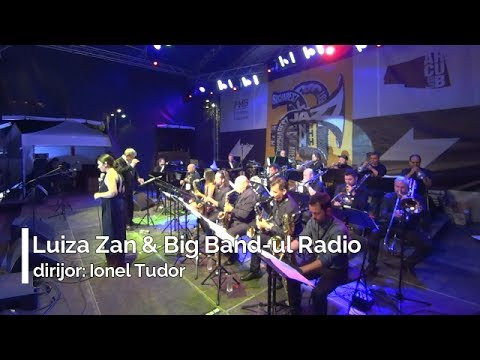 Love for Sale - Luiza Zan & Big Band-ul Radio (Live@Bucharest Jazz Festival)